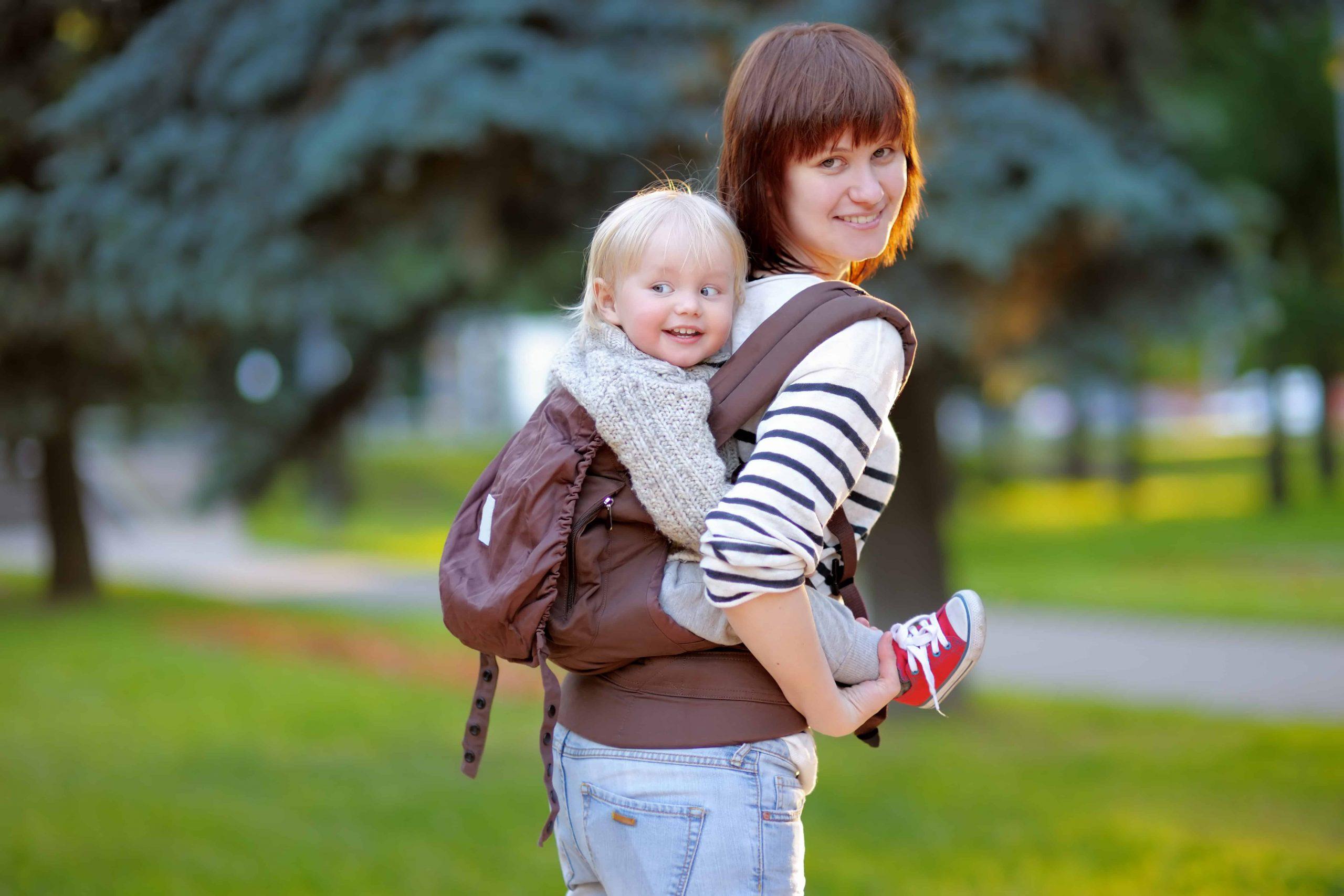 Cangurera para bebé: ¿Cuál es la mejor del 2020?