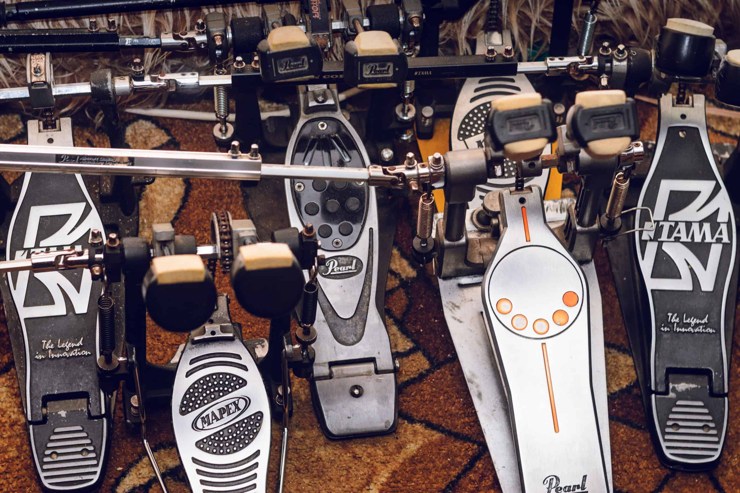 Doble Pedal: ¿Cuáles son las mejores del 2020?