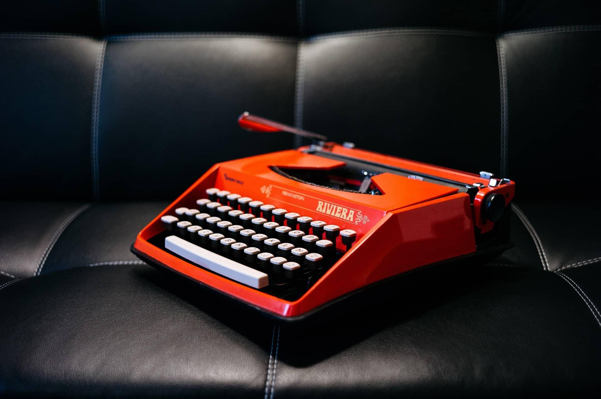 Máquinas de escribir: ¿Cuál es el mejor del 2021?