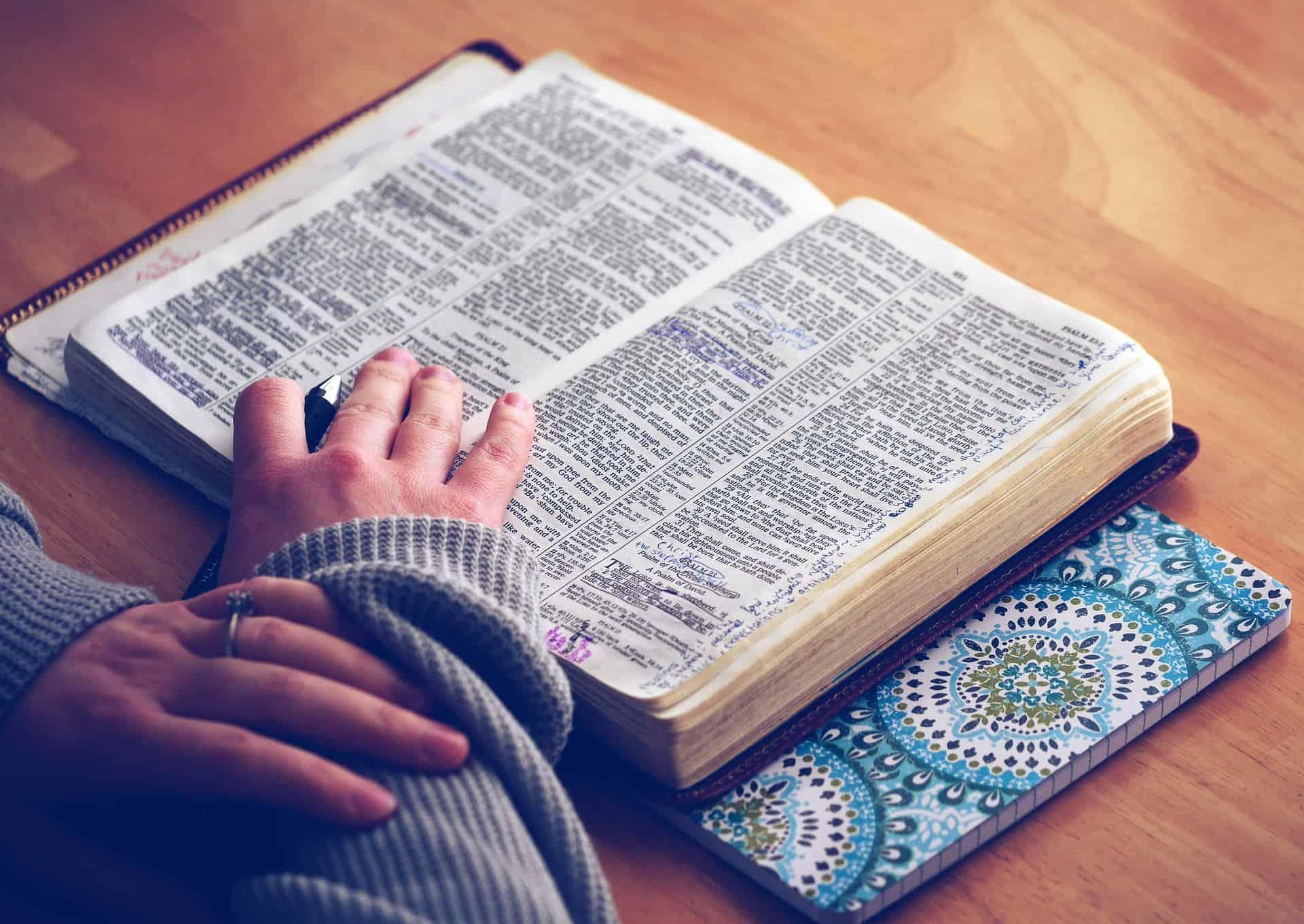 Biblia de estudio: ¿Cuál es la mejor del 2020?