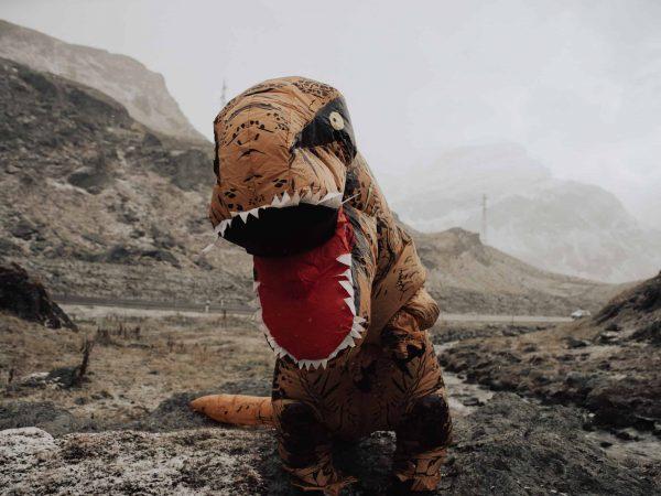 Disfraz de dinosaurio: ¿Cuál es el mejor del 2020?