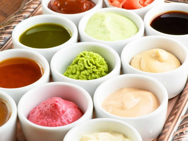 sauces collection