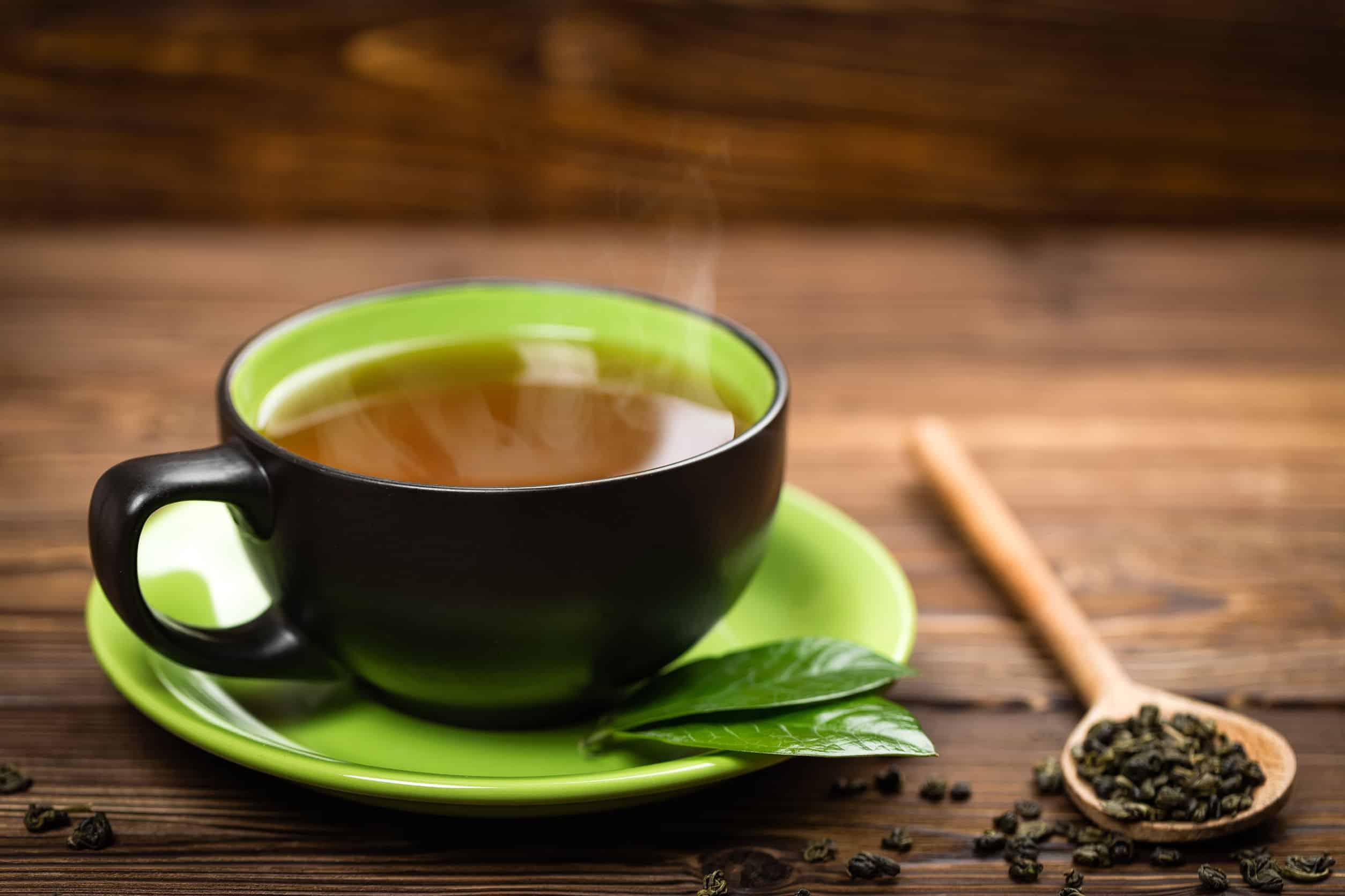 Té verde: ¿Cuál es el mejor producto del 2020?