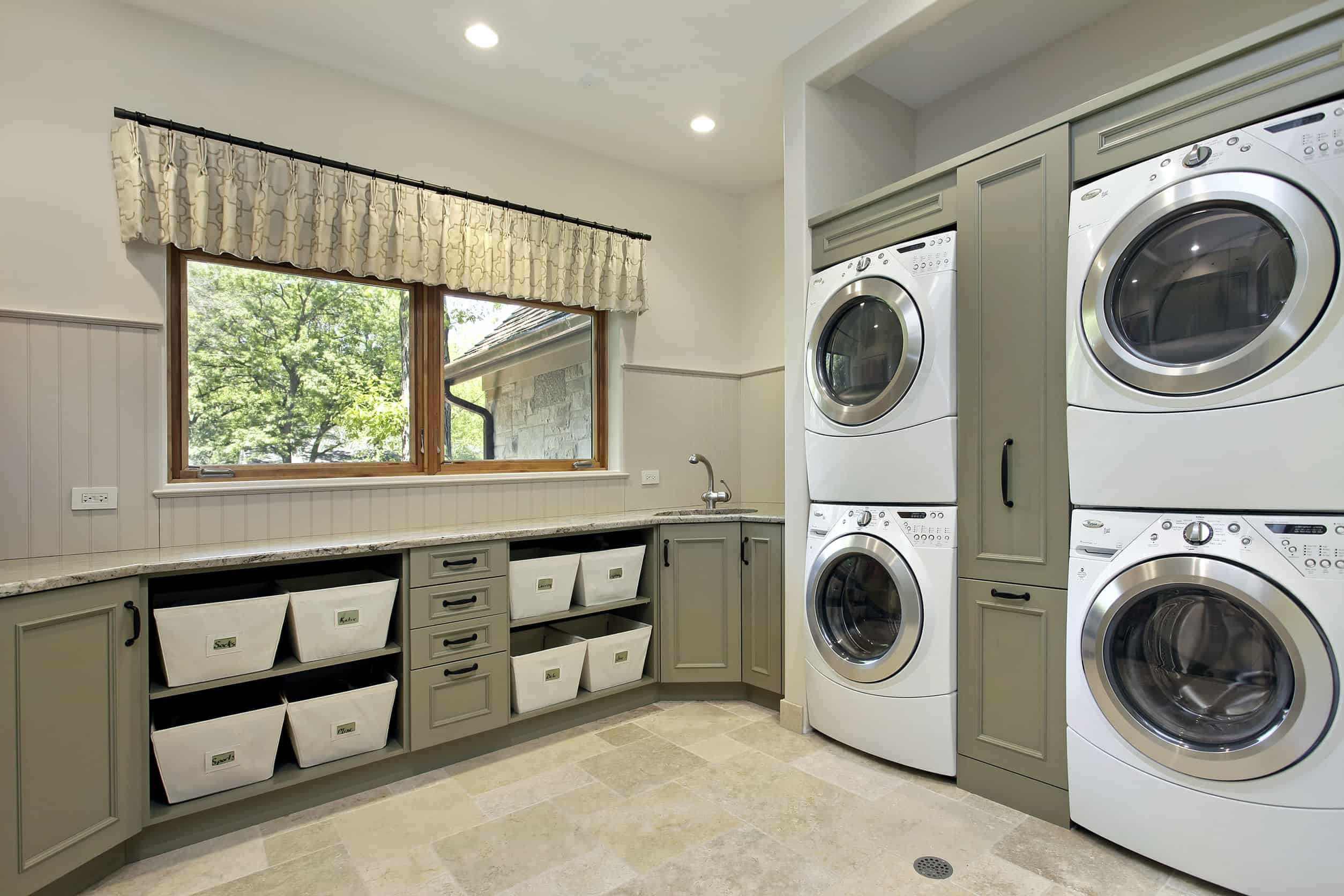modern laundry room images - HD 1537×1024