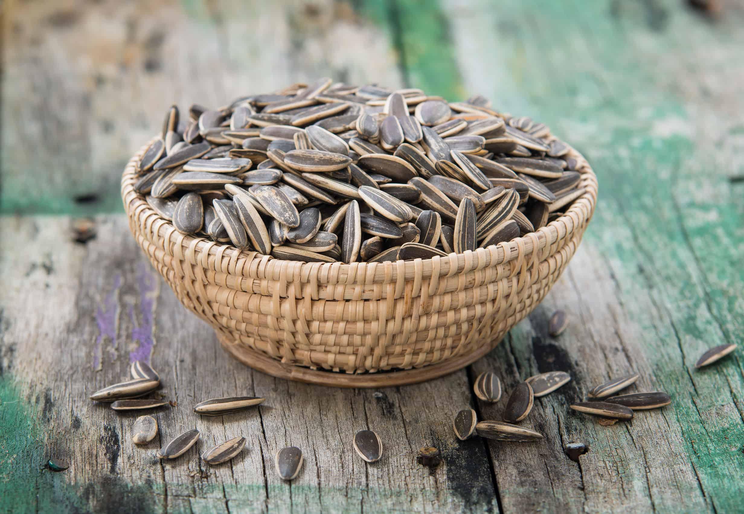 Como tomar semilla de girasol para bajar de peso