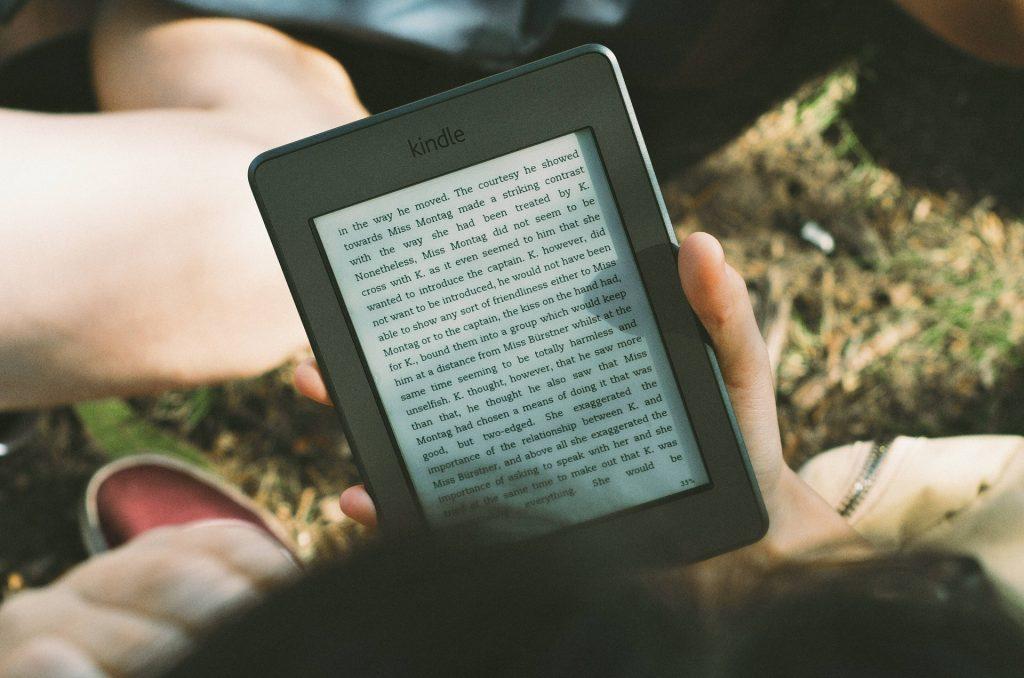 Libros en formato electronico