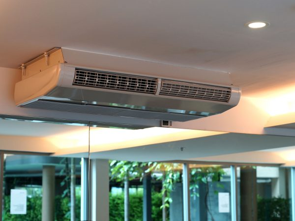 indoor unit of air conditioner, fan coil unit