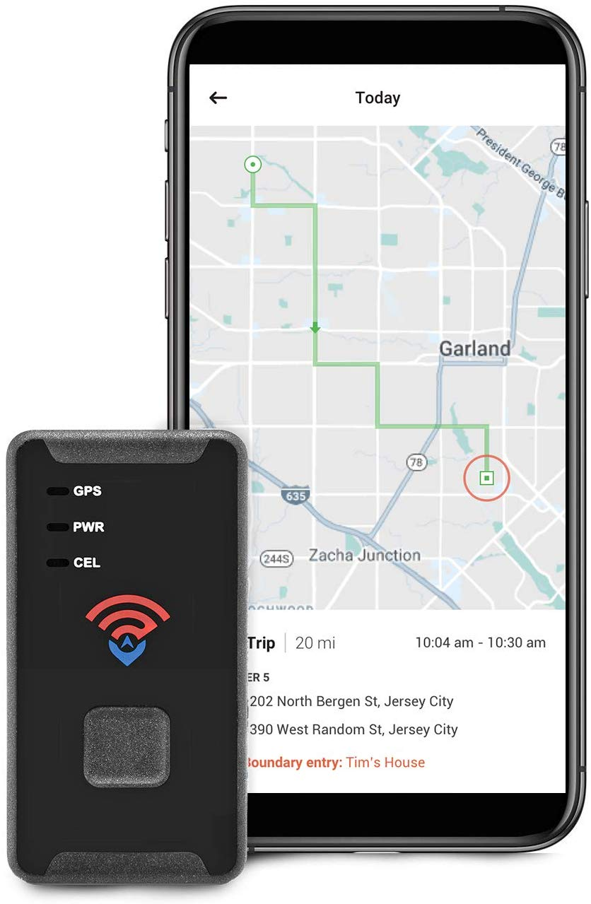 Spytec STI 2019 Modelo GL300MA GPS Tracker