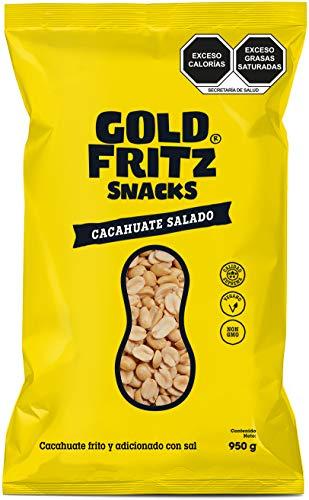 Cacahuate Salado Gold Fritz