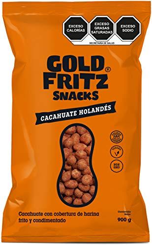 Cacahuate Holandés Gold Fritz