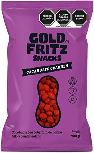 Cacahuate CraquenBuffalo Gold Fritz