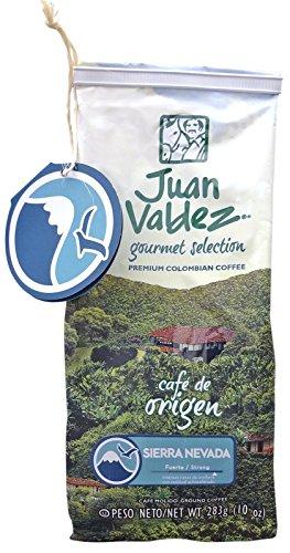 Café Molido Juan Valdez de Origen Sierra Nevada Gourmet 283g