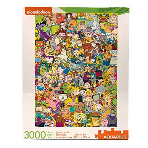 AQUARIUS Nick 90's 3000 pc Puzzle