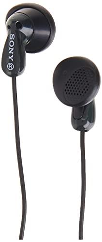 Sony MDRE9LP/BLK In-ear Negro
