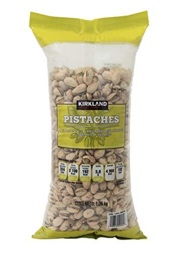 Kirkland Signature pistaches con cáscara - 1.36 kg
