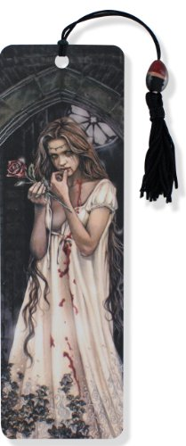 Vampire Beaded Bookmark