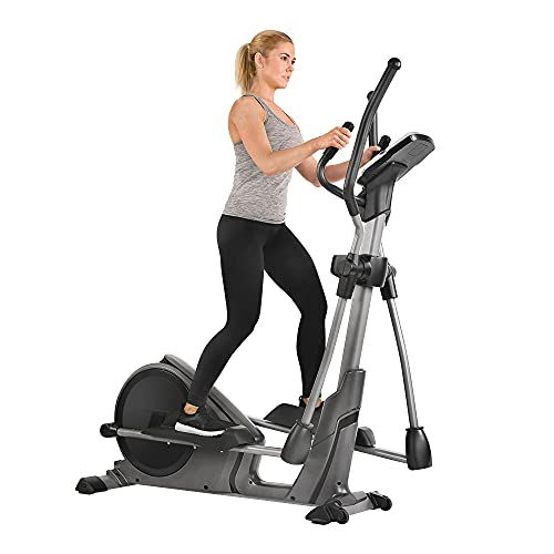 Sunny Health & Fitness Entrenador Elíptica Pre-Programado - SF-E3912