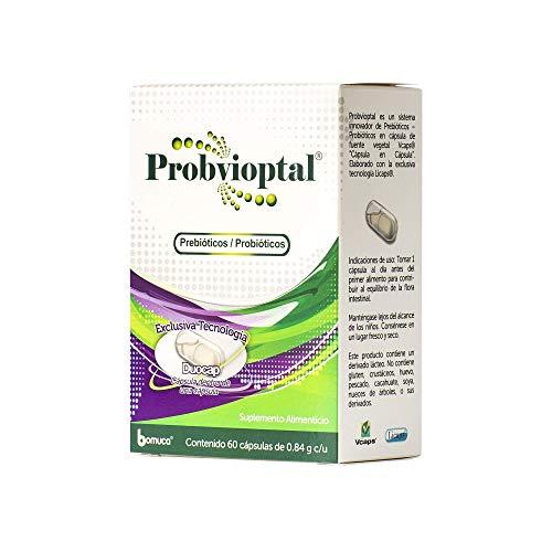 Probvioptal Probióticos y Prebióticos 60 cápsulas