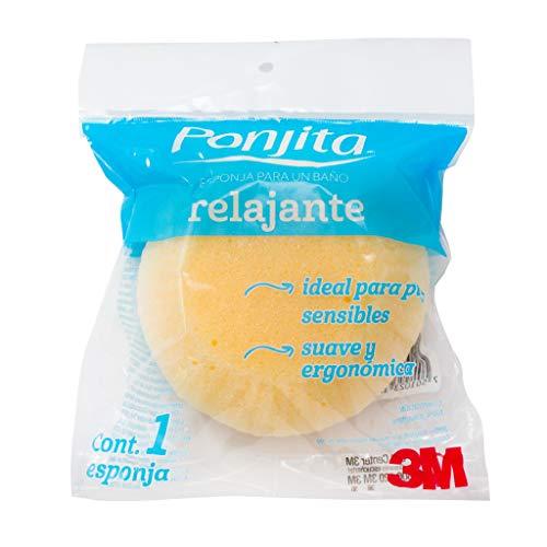 3M Ponjita Esponja Relajante (Modelo Relax), 1 count