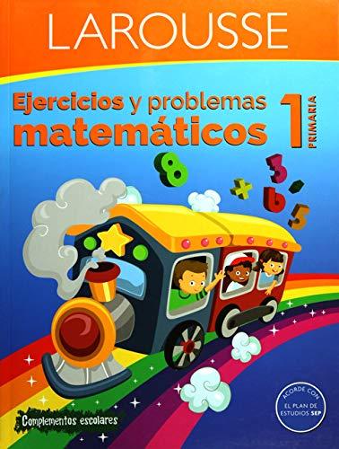 EJERCICIOS Y PROBLEMAS MATEMATICOS 1