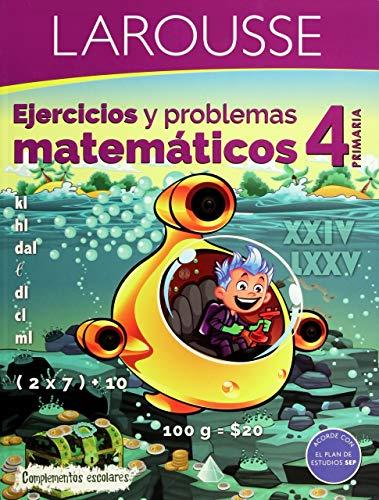 Ejercicios Matemáticos 4