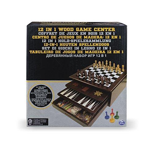 Cardinal 6033155 - Set de 12 juegos en 1