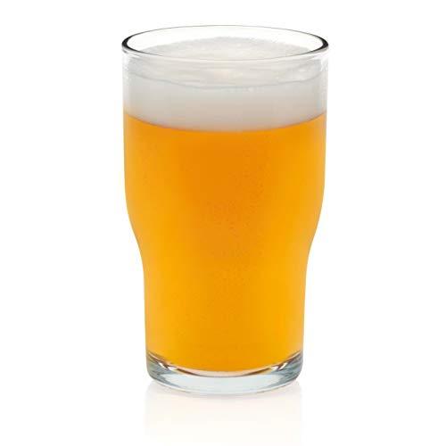 Libbey Lager - Vasos de cerveza (8 unidades)