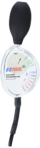 EZRED Hidrómetro de batería SP101