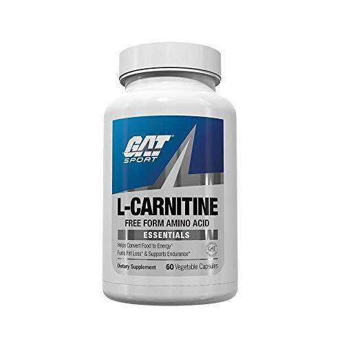 Gat Sport Essentials L-Carnitine 60 Vegetable Capsules
