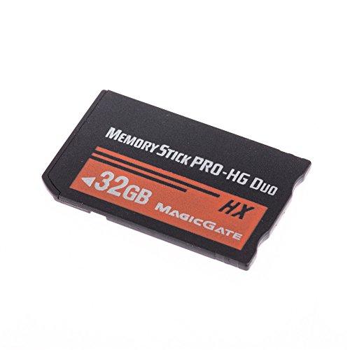 High Speed fsrdGT Memory Stick Pro-HG Duo 32GB (MS-HX32A) PSP Accessories