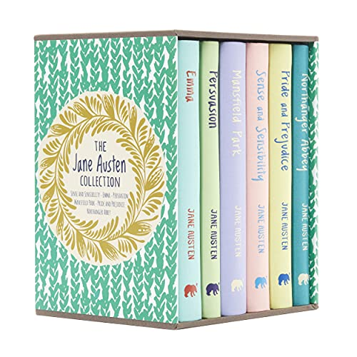 The Jane Austen Collection: Deluxe 6-Volume Box Set Edition: 1